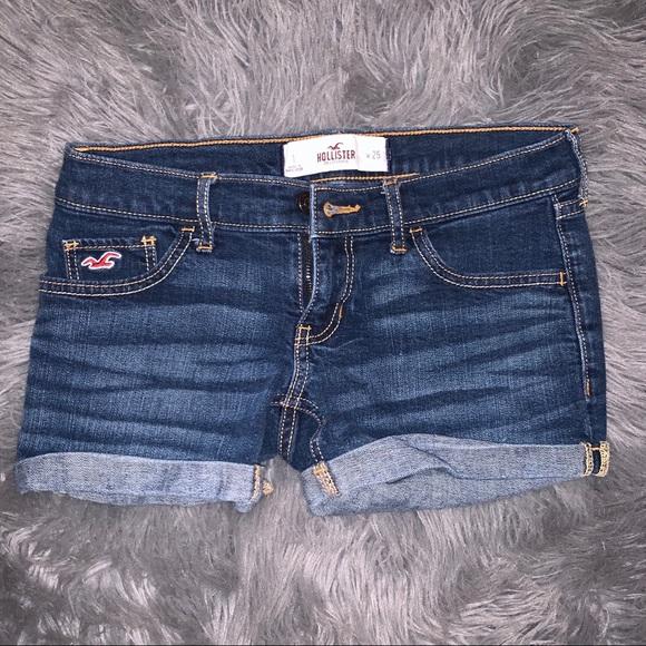 Hollister Pants - Hollister Jean shorts!